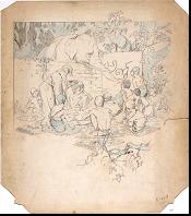 朗読会『白い象の伝説』