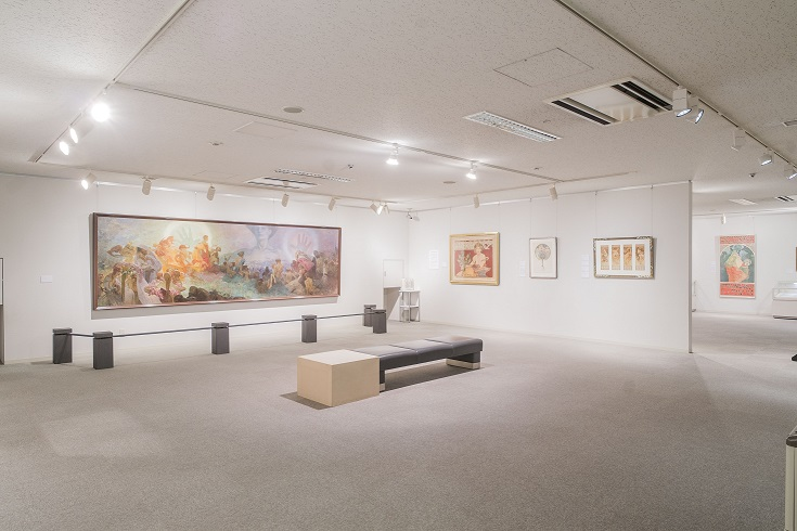 2019年2月9日(土)学芸員による作品解説ツアー